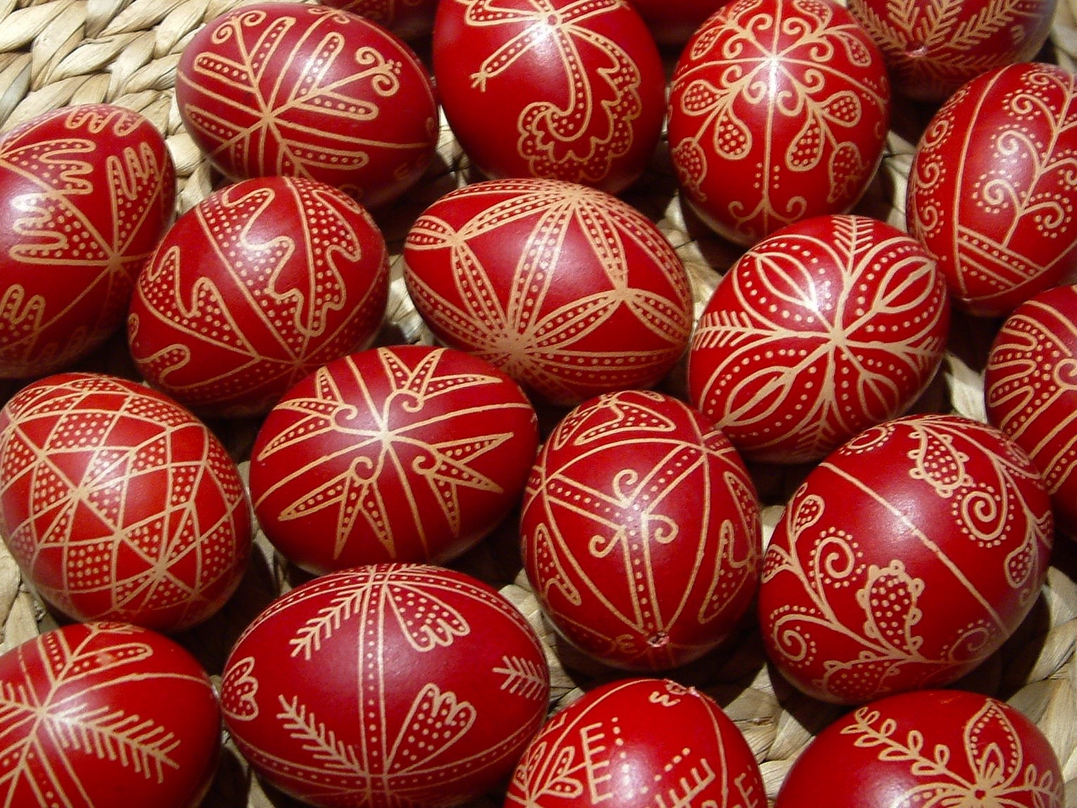 Upcoming Events Traditional Easter Egg Decoration The